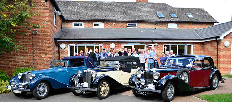 MG Car Club HQ, Kimber House