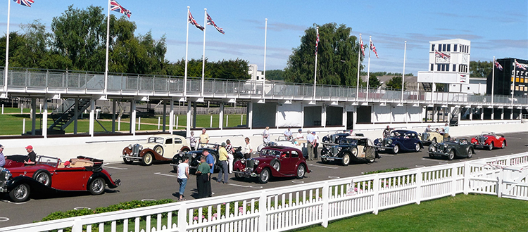 Goodwood Motor Circuit, West Sussex