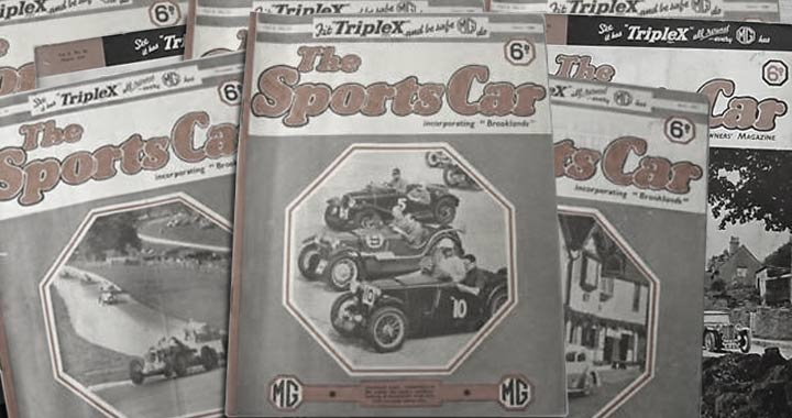 The Sports Car Magazines