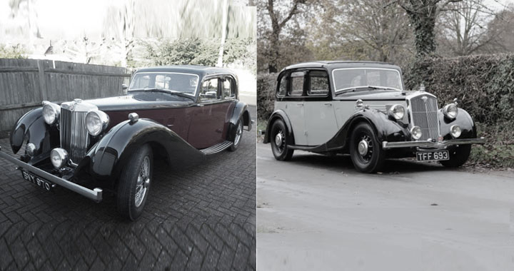 MG SA and Wolseley 18/80